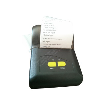 Enclosed Serial Printer - 2inch