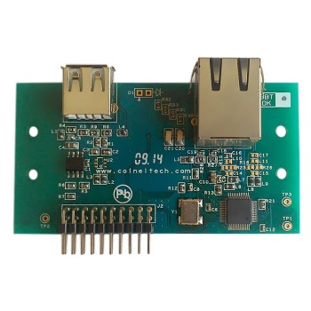 USB HOST and ETHERNET Breakout Board