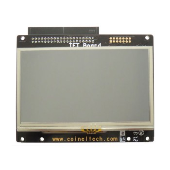 4.3inch TFT with Touch Board