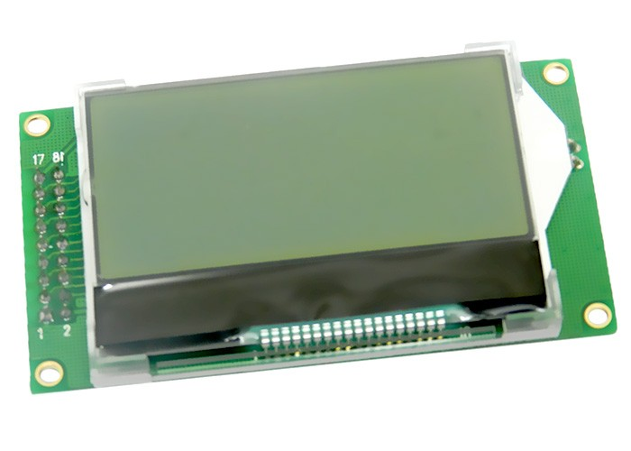 128x64 Graphical LCD-TM12864H6CCGWA-1